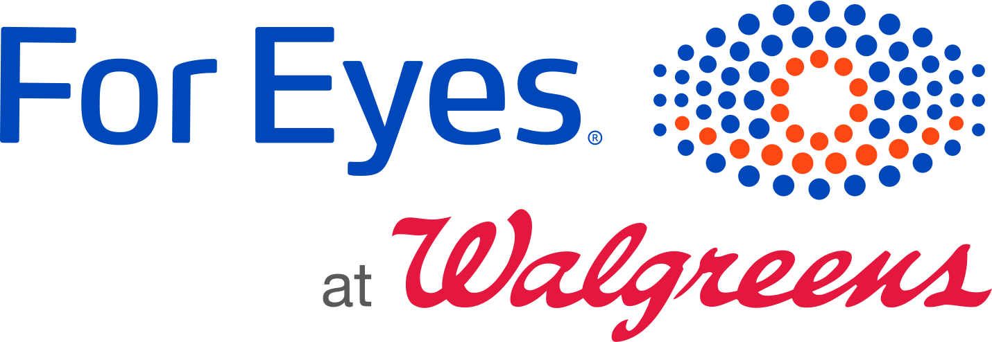 For Eyes at Walgreens